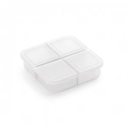 Porta Comprimidos Personalizado Branco