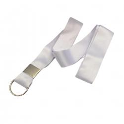 Cordão Personalizado Tirante Para Caneca 100% Branco