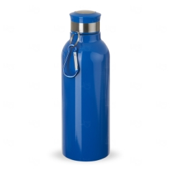 Garrafa Metal Personalizada - 700ml Azul