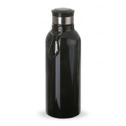 Garrafa Metal Personalizada - 700ml Preto