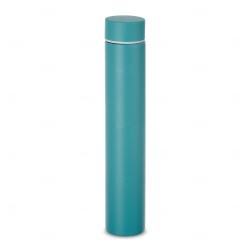 Garrafa Térmica de Inox Personalizada - 275ml Azul Claro