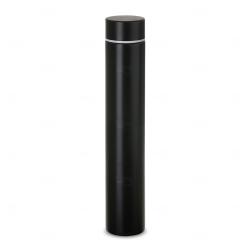 Garrafa Térmica de Inox Personalizada - 275ml Preto