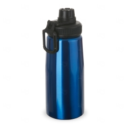 Squeeze Metal Personalizado - 750ml Azul