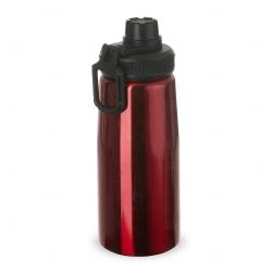 Squeeze Metal Personalizado - 750ml Vermelho