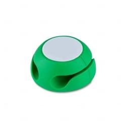 Organizador De Cabos Personalizado Verde