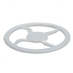 Frisbee Personalizado Branco