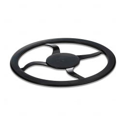 Frisbee Personalizado Preto