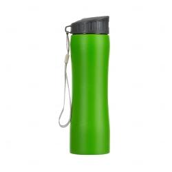 Squeeze Metal Personalizada - 600 ml Verde