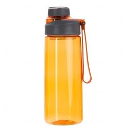 Squeeze de Plástico Personalizada - 700ml Laranja
