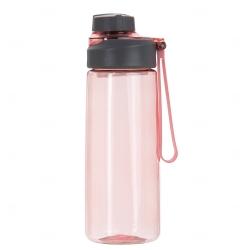 Squeeze de Plástico Personalizada - 700ml Rosa