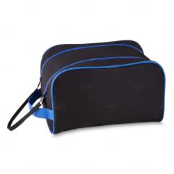 Necessaire de Poliéster Personalizada Azul