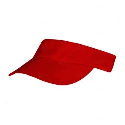 Viseira  Personalizada Vermelho