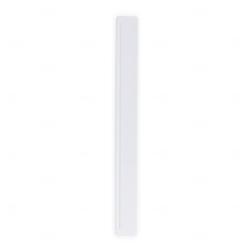 Régua Plastica Colorida Personalizada Branco