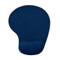 Mouse Pad Com Apoio De Silicone Personalizado Azul Marinho
