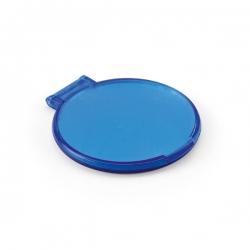 Espelho Plástico Personalizado Azul