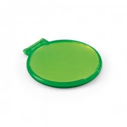 Espelho Plástico Personalizado Verde