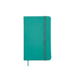 Cadern Moleskine Personalizado - 12,8 x 7,7 cm Verde