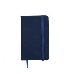 Cadern Moleskine Personalizado - 12,8 x 7,7 cm Azul Marinho