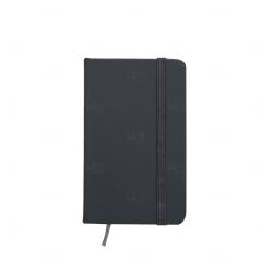 Cadern Moleskine Personalizado - 12,8 x 7,7 cm Cinza