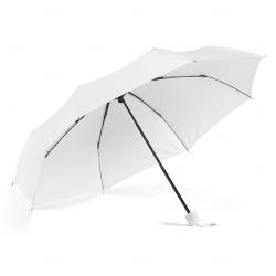 Guarda-Chuva Dobrável Personalizado Branco