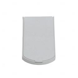 Espelho De Bolso Personalizado Branco