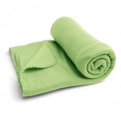 Manta Personalizada Verde