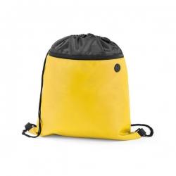 Sacochila com Bolso Frontal Personalizada - 35x40 cm