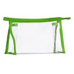 Necessaire Plástica Personalizada Verde