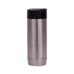 Copo Inox Personalizado - 420ml Preto