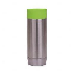 Copo Inox Personalizado - 420ml Verde