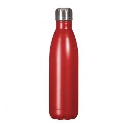 Garrafa de Inox Personalizada - 750ml Vermelho