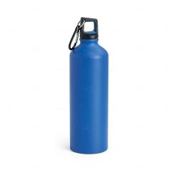 Garrafa de Alumínio Personalizada - 800 ml Azul