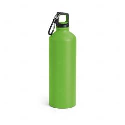 Garrafa de Alumínio Personalizada - 800 ml Verde
