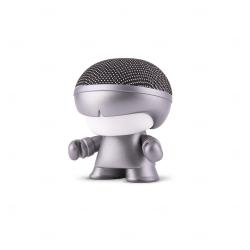 Caixa de Som Mini Boy Personalizada - 3W Prata