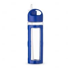 Squeeze Personalizada  Plástico - 700ml Azul