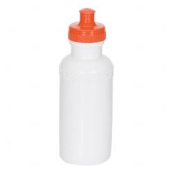 Squeeze Plástico Personalizada - 500ml Laranja