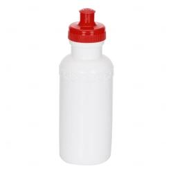 Squeeze Plástico Personalizada - 500ml Vermelho