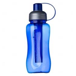 Squeeze Ice Bar Plástico Personalizado - 600ml Azul