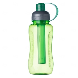 Squeeze Ice Bar Plástico Personalizado - 600ml Verde
