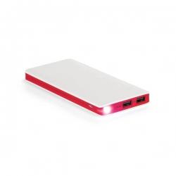 Bateria Personalizada - 11.000 mAh Vermelho
