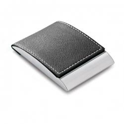 Porta Cartões Personalizado Preto