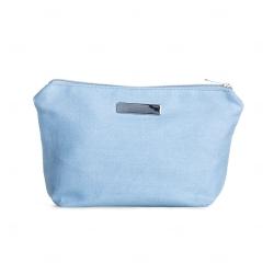 Necessaire com Plaquinha Personalizada Azul