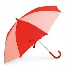 Guarda-Chuva Infantil Personalizado Vermelho