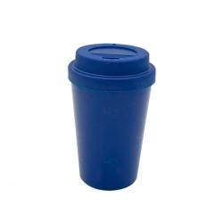 Copo de Café e Chá Personalizado - 300 ml Azul Marinho
