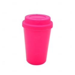 Copo de Café e Chá Personalizado - 300 ml Rosa