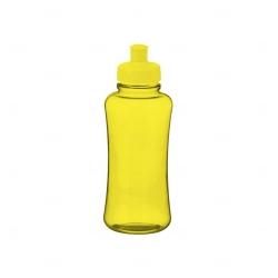 Squeeze Personalizado  Pet Ecológico - 550ml Amarelo