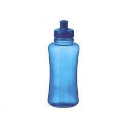 Squeeze Personalizado  Pet Ecológico - 550ml Azul