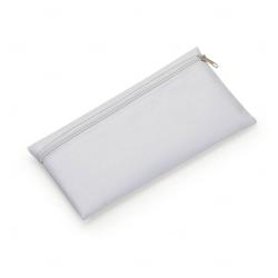 Necessaire de Nylon Personalizada Branco