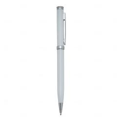 Caneta Semimetal Personalizada Branco