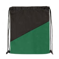 Sacochila em Nylon Personalizada Verde